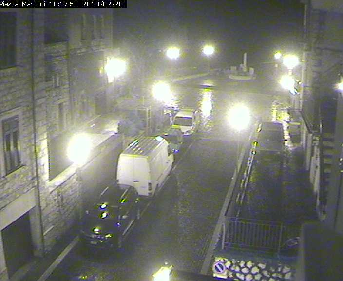 Webcam S. Agapito - Piazza Marconi